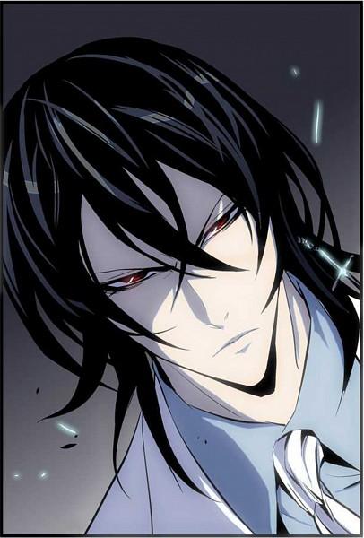Tags: Anime, Lee Gwang Su, Noblesse, Cadis Etrama Di Raizel, Original, Scan, Official Art, Manga Page