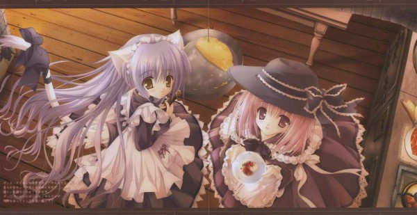 Tags: Anime, Tinkerbell, Cafe Little Wish