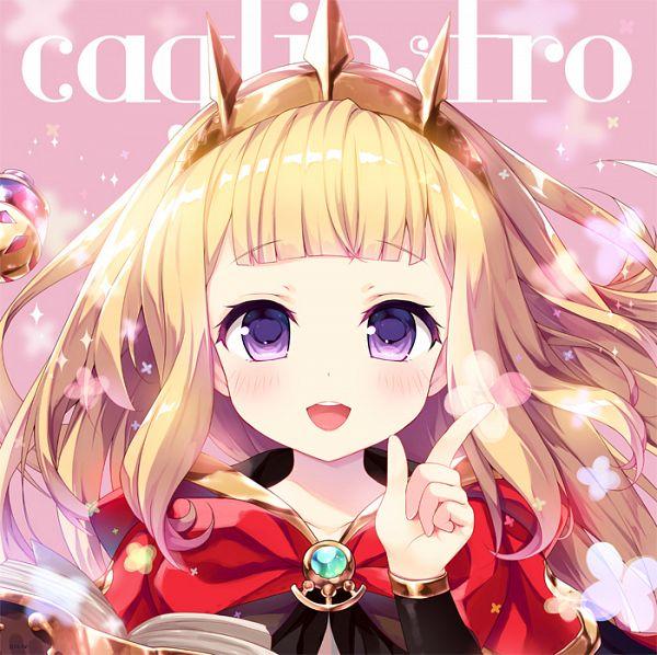 Tags: Anime, Konomi (Konominoco), Granblue Fantasy, Cagliostro (Granblue Fantasy)