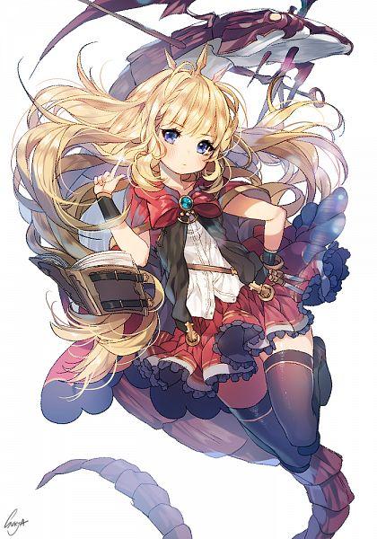 Tags: Anime, SUKJA, Granblue Fantasy, Cagliostro (Granblue Fantasy), PNG Conversion, Mobile Wallpaper