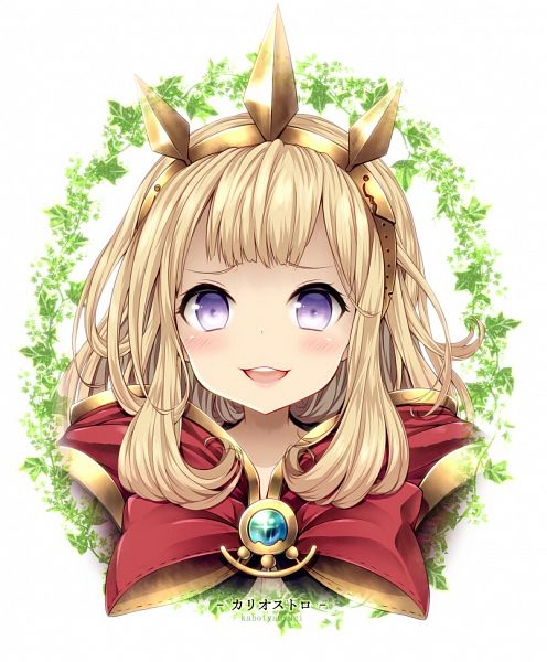 Tags: Anime, Kabocha Usagi, Granblue Fantasy, Cagliostro (Granblue Fantasy), Pixiv, Fanart, Fanart From Pixiv