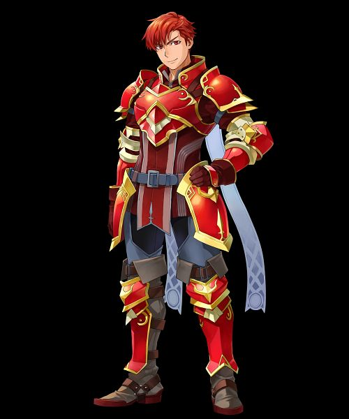 Cain (Fire Emblem) - Fire Emblem: Monshou no Nazo