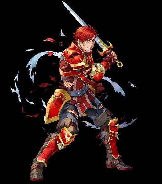 Tags: Anime, Meka, Intelligent Systems, Fire Emblem Heroes, Cain (Fire Emblem), Official Art