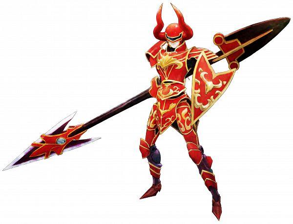 Tags: Anime, toi8, Intelligent Systems, Atlus, Genei Ibun Roku #FE, Cain (Fire Emblem), Cain (Genei Ibun Roku #FE), Official Art, Cover Image