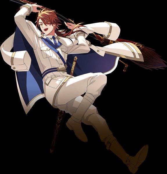 Tags: Anime, Dangmill, Coly, Mahoutsukai no Yakusoku, Cain (Mahoutsukai no Yakusoku), Official Art