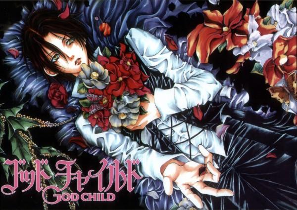 Tags: Anime, Kaori Yuki, Count Cain, Cain Hargreaves