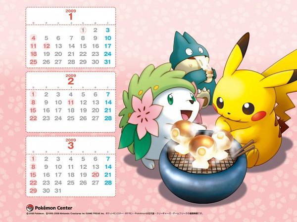 Calendar 2009 - Calendar (Source)