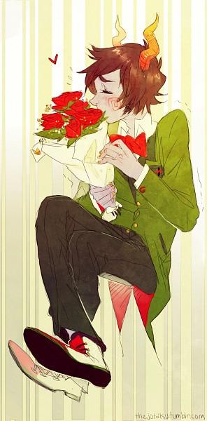 Tags: Anime, Jotaku, Homestuck, Caliborn, Fanart, Tumblr