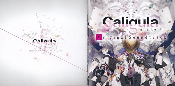 Tags: Anime, OGch, Aquria, Caligula, Shikishima Ritsu, Aria (Caligula), Morita Naruko, Hibiki Kensuke, Kashiwaba Kotono, Minesawa Izuru, Tomoe Kotarou, Kagura Suzuna, Satake Shougo, The Caligula Effect