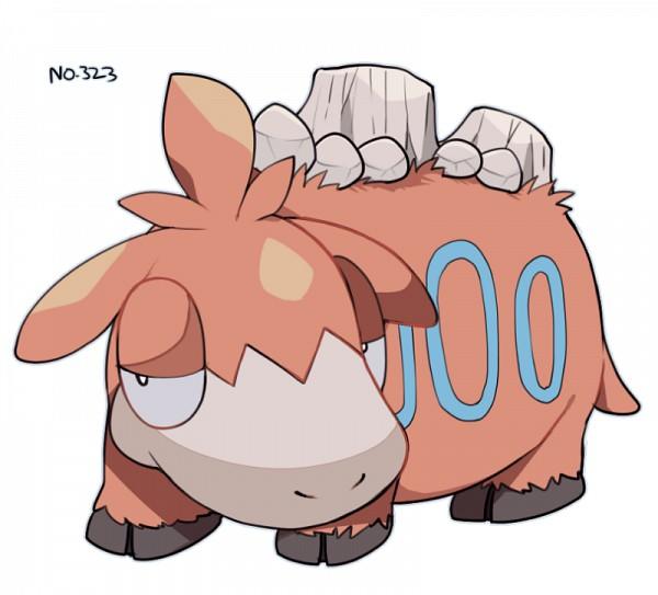 Camerupt - Pokémon