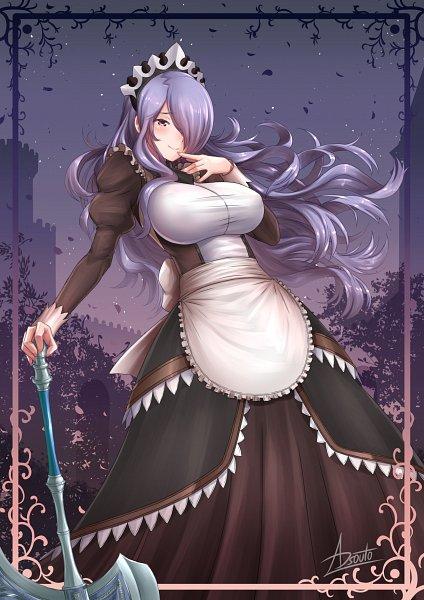 Tags: Anime, ADsouto, Fire Emblem If, Camilla (Fire Emblem)