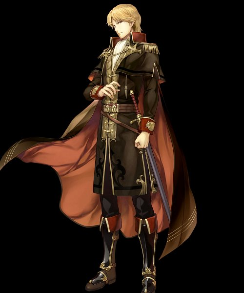 Tags: Anime, Yamada Koutarou, Intelligent Systems, Fire Emblem: Monshou no Nazo, Fire Emblem Heroes, Camus (Fire Emblem), Official Art