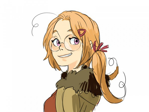 Tags: Anime, Annie (Pixiv176892), Axis Powers: Hetalia, Canada (Female), Nyotalia