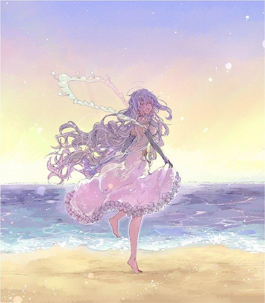 Tags: Anime, Motineko1227, Merc Storia, Canakeia, Fanart From Pixiv, Pixiv, Fanart