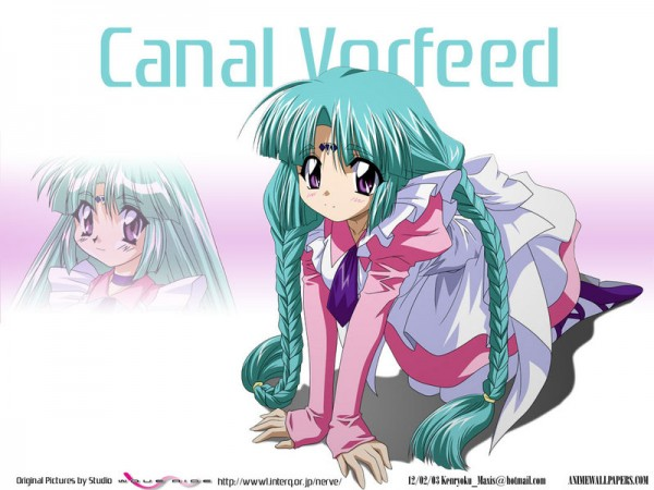 Tags: Anime, Lost Universe, Canal Volphied, Artist Request