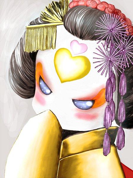 Tags: Anime, Amawa Kazuhiro, Smile Precure!, Candy (Smile Precure), Fanart From Pixiv, Pixiv, Fanart