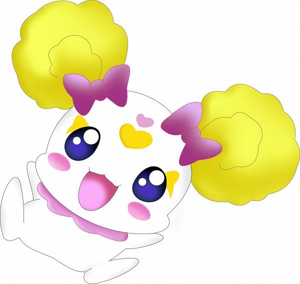 Tags: Anime, Asuna Hatsune, Smile Precure!, Candy (Smile Precure), Pixiv, Fanart