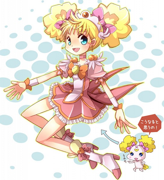 Tags: Anime, Hiyopuko, Smile Precure!, Cure Candy, Candy (Smile Precure)