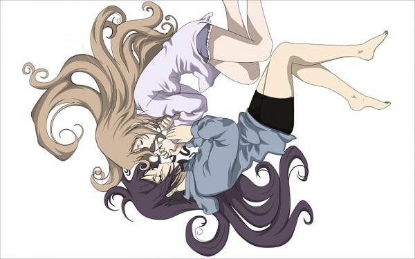 Tags: Anime, Candy Boy, Sakurai Yukino, Sakurai Kanade, Twincest