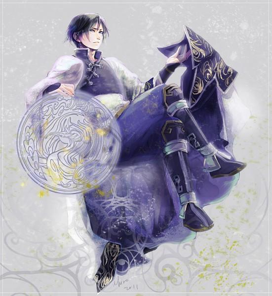 Tags: Anime, Ihirotang, Dynasty Warriors, Cao Pi, Pixiv, Fanart