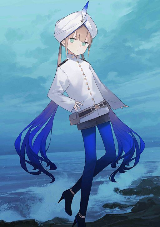 Captain (Fate/Grand Order) - Fate/Grand Order