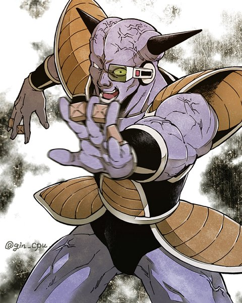 Captain Ginyu - DRAGON BALL
