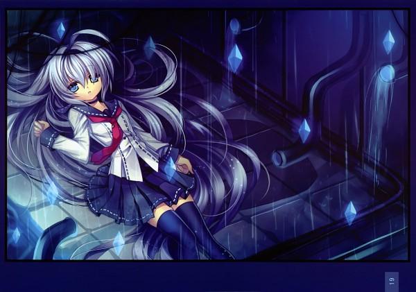 Tags: Anime, Capura Lin, Recollect, Original, Pixiv