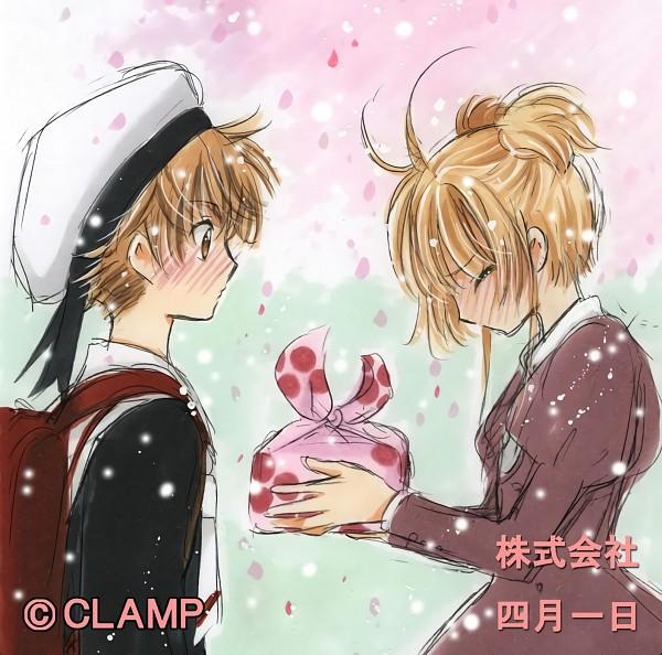 Tags: Anime, CLAMP, Cardcaptor Sakura, Kinomoto Sakura, Li Syaoran