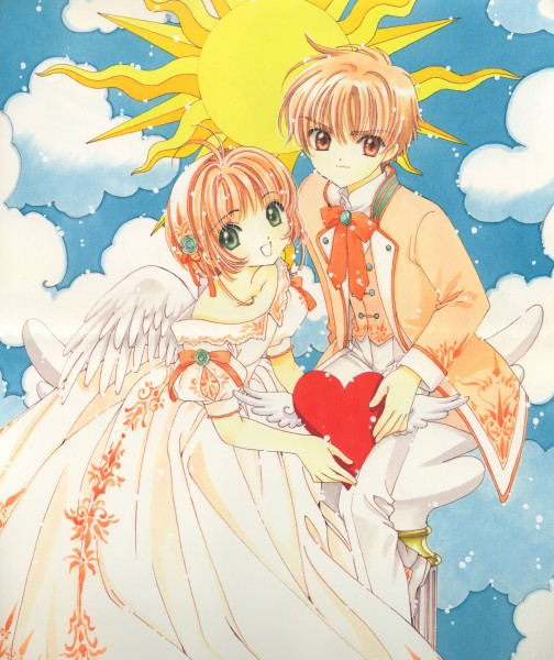 Cardcaptor Sakura Illustrations Collection 2 - Cardcaptor Sakura