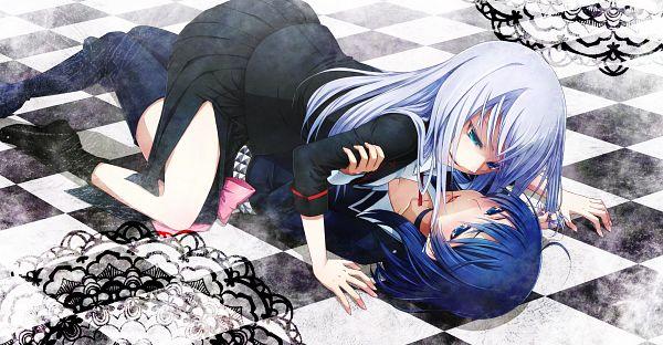 Tags: Anime, Yuu (Derodero), Cardfight!! Vanguard, Narumi Asaka, Tokura Misaki, Wallpaper, Fanart