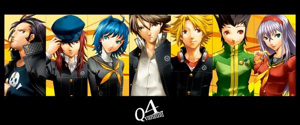 Tags: Anime, Miyako Tsuitta, Cardfight!! Vanguard, Miwa Taishi, Katsuragi Kamui, Tokura Misaki, Kai Toshiki, Sendou Aichi, Suzugamori Ren, Shinjou Tetsu, Hanamura Yousuke (Cosplay), Shin Megami Tensei: PERSONA 4 (Parody), Narukami Yu (Cosplay)