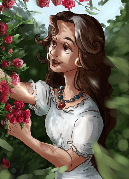 Carmen Sanchez - The Book of Life
