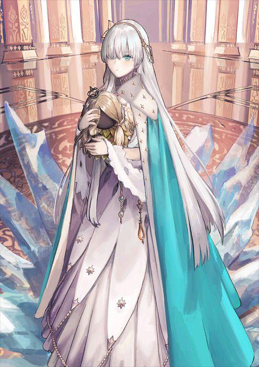 Caster (Anastasia Nikolaevna Romanova) - Fate/Grand Order