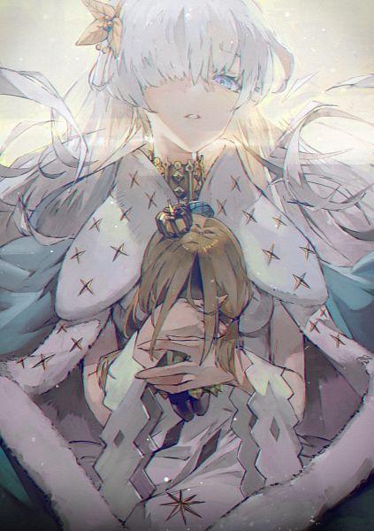 Tags: Anime, Pixiv Id 1193139, Fate/Grand Order, Caster (Anastasia Nikolaevna Romanova)