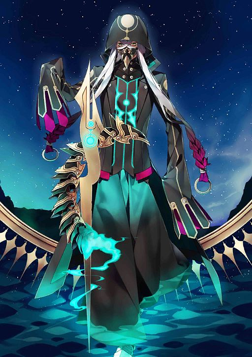 Caster (Asclepius) - Fate/Grand Order