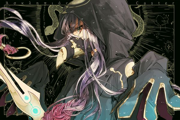 Tags: Anime, Pixiv Id 290172, Fate/Grand Order, Caster (Asclepius), Pixiv, Fanart, Fanart From Pixiv