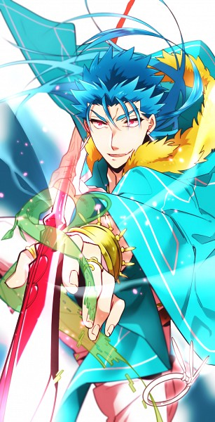 Tags: Anime, Pixiv Id 3416057, Fate/Grand Order, Lancer (Fate/stay night), Caster (Cú Chulainn), Fanart, Fanart From Pixiv, Pixiv