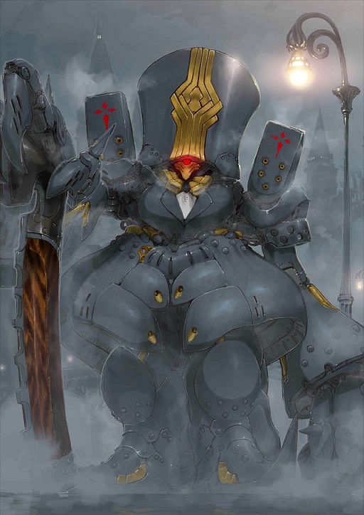 Caster (Charles Babbage) - Fate/Grand Order