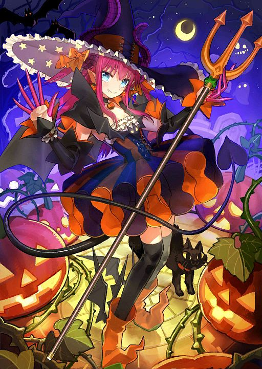 Caster (Elizabeth Bathory) - Lancer (Fate/EXTRA CCC)