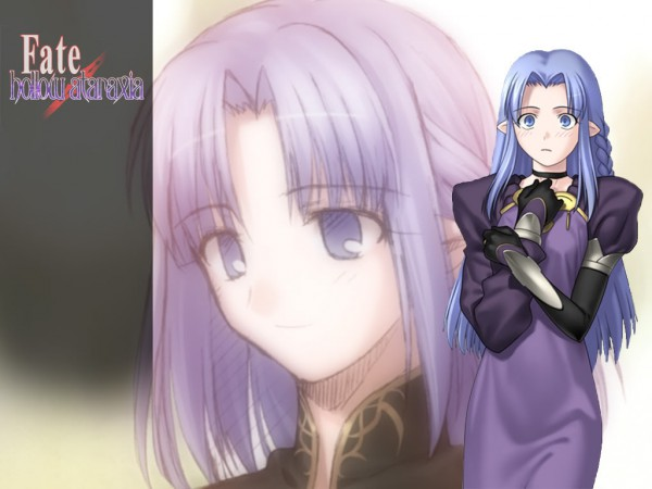Tags: Anime, TYPE-MOON, Fate/stay night, Caster (Fate/stay night)