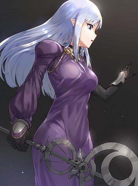 Tags: Anime, KFRworks, Fate/stay night, Caster (Fate/stay night), Mobile Wallpaper, PNG Conversion