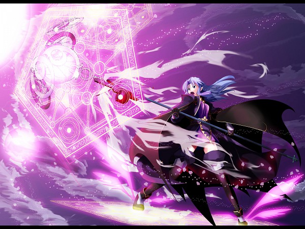 Tags: Anime, TYPE-MOON, Fate/stay night, Caster (Fate/stay night), Wallpaper