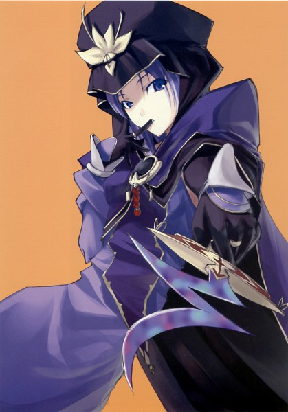 Tags: Anime, Shingo (Missing Link), TYPE-MOON, Fate/stay night, Caster (Fate/stay night), Artist Request