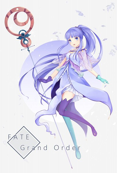 Tags: Anime, Pixiv Id 22469887, Fate/Grand Order, Caster (Fate/stay night), Caster (Medea Lily), Fanart, Fanart From Pixiv, Pixiv