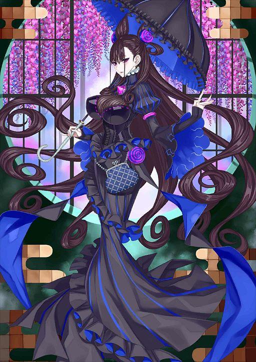 Caster (Murasaki Shikibu) - Fate/Grand Order