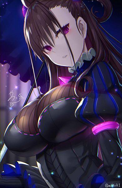 Tags: Anime, Yano Mitsuki, Fate/Grand Order, Caster (Murasaki Shikibu), Fanart From Pixiv, Pixiv, Fanart