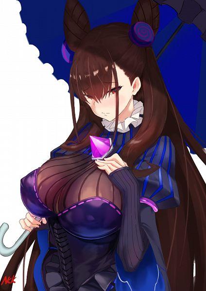 Tags: Anime, Pixiv Id 3551388, Fate/Grand Order, Caster (Murasaki Shikibu), Fanart From Pixiv, Pixiv, Fanart