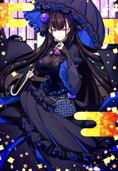 Tags: Anime, Pixiv Id 2798666, Fate/Grand Order, Caster (Murasaki Shikibu), Fanart From Pixiv, Pixiv, Fanart