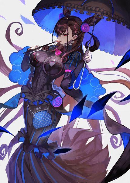 Tags: Anime, lack, Fate/Grand Order, Caster (Murasaki Shikibu), Pixiv, Fanart, Fanart From Pixiv