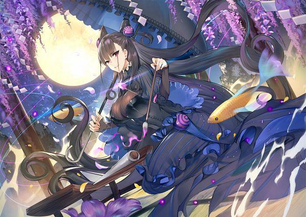Tags: Anime, Pixiv Id 593960, Fate/Grand Order, Caster (Murasaki Shikibu), Fanart, Fanart From Pixiv, Pixiv